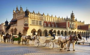Golf-in Poland-Cracow-City -Tour